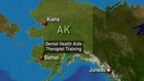 PBS NewsHour -- A New Solution to Alaska's Rural Dental Problems?