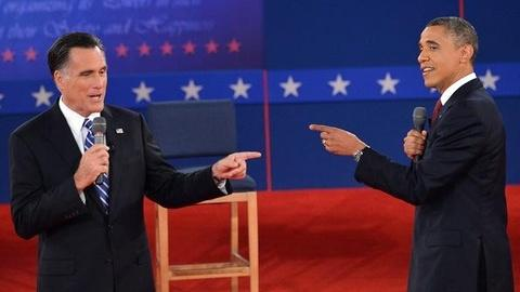 PBS NewsHour -- Top Moments from the Second Presidential Debate - 10/16/12