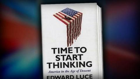PBS NewsHour -- Edward Luce: It's 'Time to Start Thinking' America