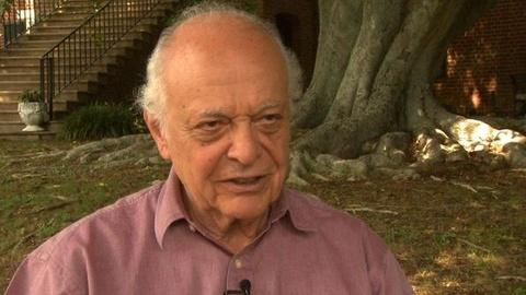 PBS NewsHour -- Maestro Lorin Maazel on his rise to fame