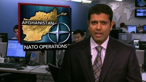 PBS NewsHour -- News Wrap: Afghan-NATO Mission Targets Haqqani Network