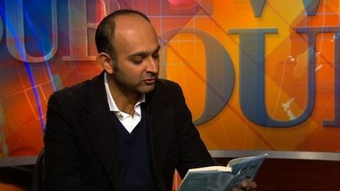 "PBS NewsHour -- Mohsin Hamid's ""How to Get Filthy Rich in Rising Asia""Mohsin"