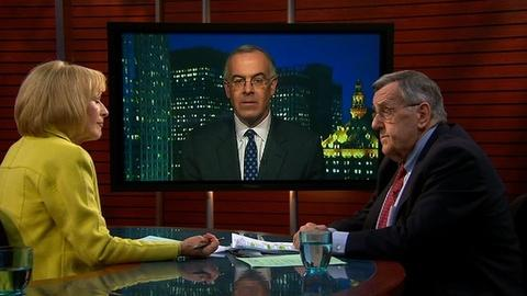 PBS NewsHour -- Shields & Brooks Discuss Values on Gay Marriage, Gun Control