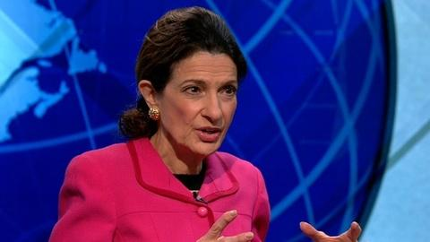 PBS NewsHour -- Former Sen. Snowe: Time for Voters to Reward Bipartisanship