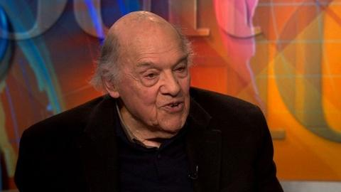 PBS NewsHour -- Poet Gerald Stern Looks Back on Career of Reading, Writing