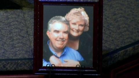 PBS NewsHour -- Murder Investigation Considers White Supremacist Involvement