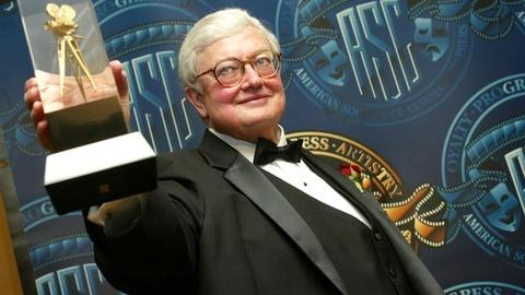 PBS NewsHour -- Roger Ebert's Life Spent 'At the Movies' Ends at Age 70