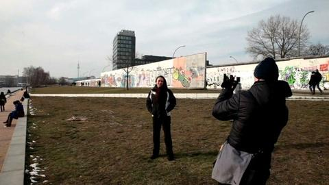 PBS NewsHour -- A Battle to Preserve the Berlin Wall as Cold War Landmark