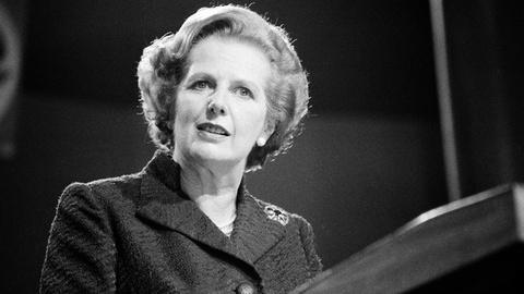 PBS NewsHour -- The Polarizing Legacy of Britain's 'Iron Lady'