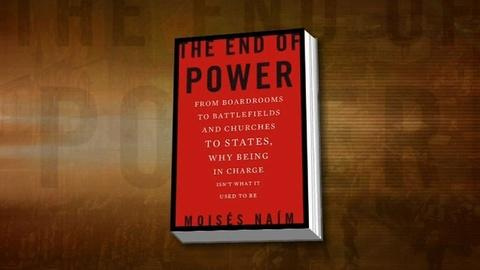 PBS NewsHour -- Book Traces History and Decline of Political Power