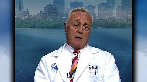 PBS NewsHour -- Mass General Trauma Chief Talks Disaster Drills, Shrapnel