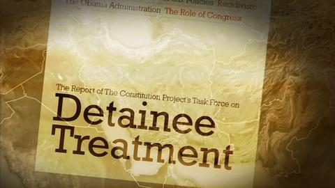 PBS NewsHour -- Report Finds Proof That U.S. Tortured Detainees After 9/11