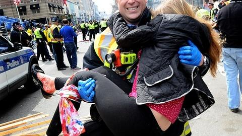 PBS NewsHour -- Investigators Tackling Boston Bombings Must 'Triage'