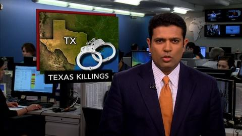 PBS NewsHour -- News Wrap: Wife Charged with Murder of Texas D.A.