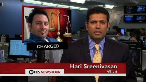 PBS NewsHour -- News Wrap: Mississippi Man Charged for Poisonous Letters