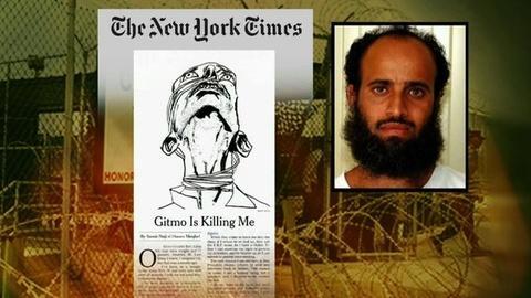PBS NewsHour -- Does Force-Feeding Gitmo Prisoners Violate Their Rights?