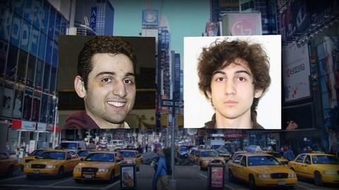 PBS NewsHour -- Tsarnaev Brothers Planned Times Square Attack After Boston