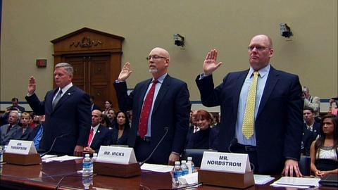 PBS NewsHour -- Congress Sorts Through Charges, Counter-Charges in Benghazi