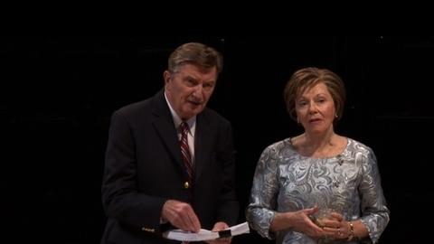 PBS NewsHour -- Scene From 'Other Desert Cities' at Arena Stage