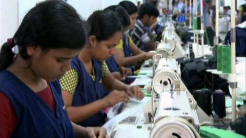 PBS NewsHour -- How Is the Garment Industry Working to Improve Conditions?