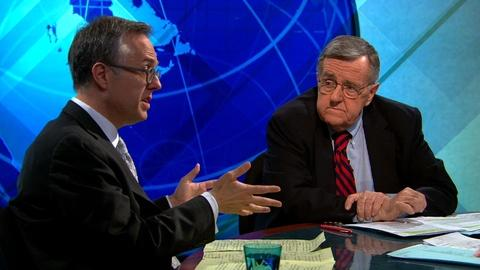 PBS NewsHour -- Shields and Gerson on Immigration Debate, Benghazi Hearings