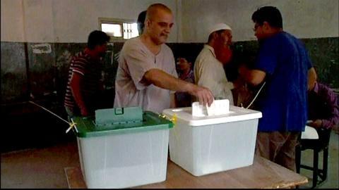 PBS NewsHour -- Pakistan Muslim League-Nawaz Party on a Course to Majority