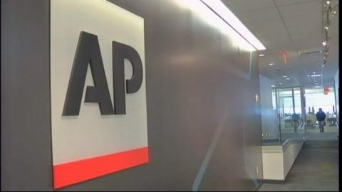 PBS NewsHour -- Justice Department Seized AP Phone Records to Track Leaks
