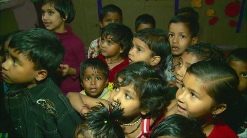 PBS NewsHour -- In India, Seeking to Spark Enthusiasm for School