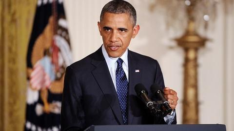 PBS NewsHour -- Obama Announces IRS Resignation, Promises Safeguards