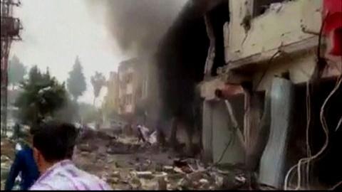 PBS NewsHour -- Obama, Turkey's Erdogan Reaffirm Ending Bloodshed in Syria