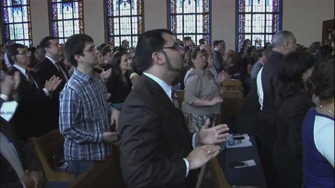 PBS NewsHour -- Demographics Contribute to Evangelical Immigration Stance