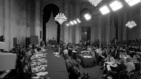 PBS NewsHour -- A Look Back at the Senate Watergate Hearings