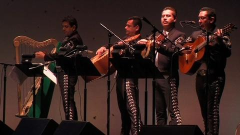 PBS NewsHour -- The Houston Grand Opera's 'Cruzar la Cara de la Luna'