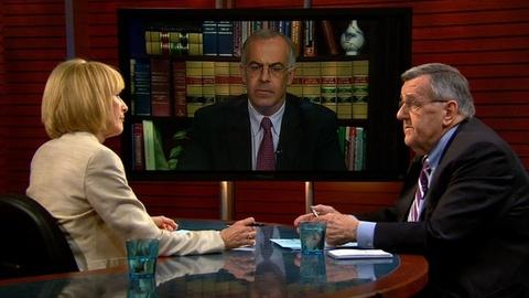 PBS NewsHour -- Shields and Brooks on Government Scandals, Watergate