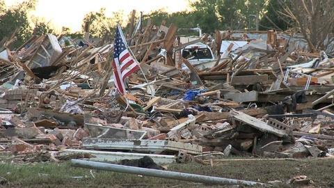 PBS NewsHour -- Oklahoma Gov. Mary Fallin on Immediate Needs