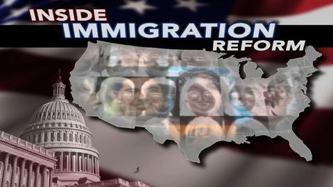 PBS NewsHour -- Big Step Towards Comprehensive Immigration Reform