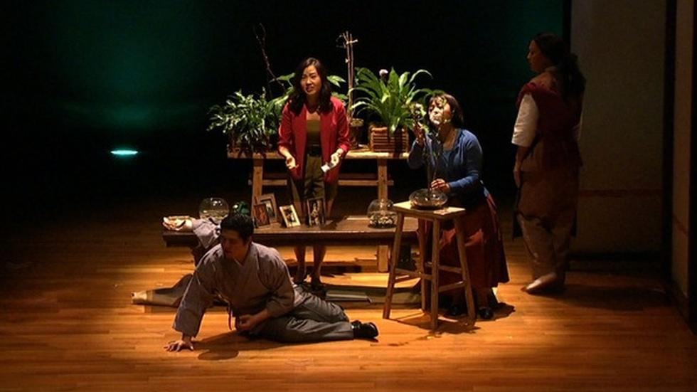 Houston Grand Opera Embraces Multicultural Chorus image
