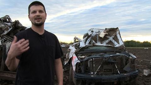 PBS NewsHour -- Derek Thayer, Tornado Survivor
