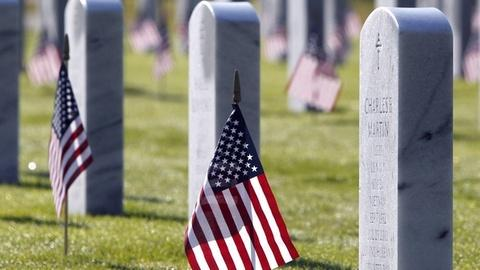 PBS NewsHour -- On Memorial Day, Remembering 'Profound' Human Cost of War