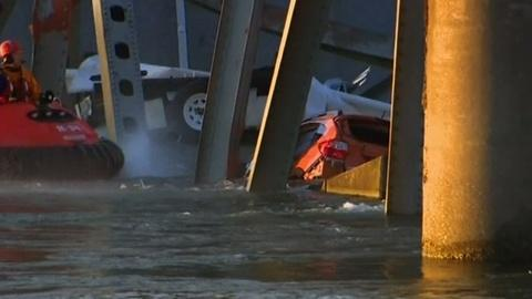 PBS NewsHour -- What Bridge Collapse Says About U.S. Infrastructure