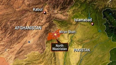 PBS NewsHour -- Suspected Drone Strike Said to Have Killed Pakistan Taliban