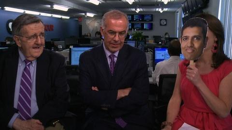 PBS NewsHour -- Shields and Brooks on Bachmann's Retirement, Miami Heat
