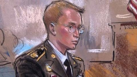 PBS NewsHour -- Trial Begins for Bradley Manning Over Leaked Documents