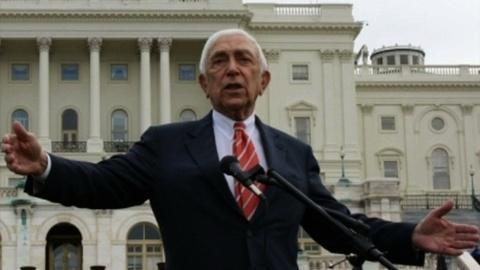 PBS NewsHour -- Frank Lautenberg, Senate's Last WWII Veteran, a 'Fighter'