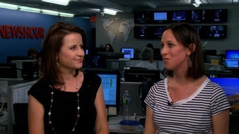 PBS NewsHour -- NewsHour Science Reporter Talks about Science Rap Contest