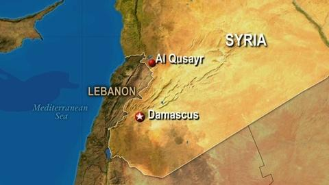 PBS NewsHour -- Syrian Government Casts Off Restraint in Pursuing Enemies