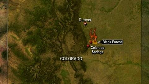 PBS NewsHour -- Colorado Wildfire Is Most Destructive in State History