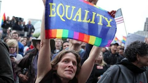 PBS NewsHour -- California Prepares for Fallout as Ruling on Prop. 8 Nears