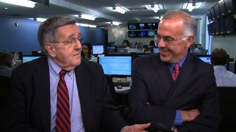 PBS NewsHour -- Shields, Brooks on Hillary's Hints, Congressional Baseball