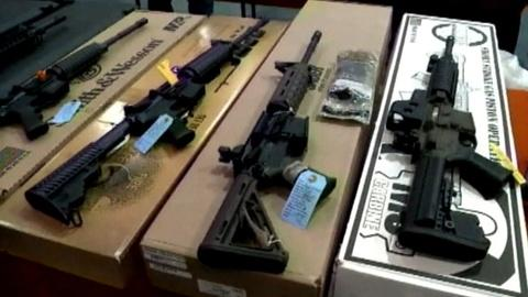 PBS NewsHour -- Six Months After Newtown, Battle Over Gun Control Continues